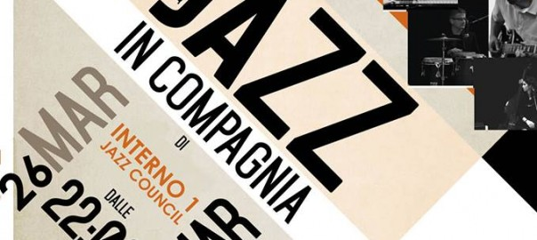 Live compagnia del taglio interno 1 jazz council for Interno 1 jazz council