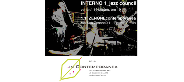 Interno 1 jazz council for Interno 1 jazz council