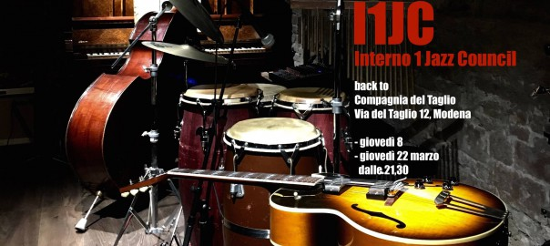 Live interno 1 jazz council for Interno 1 jazz council